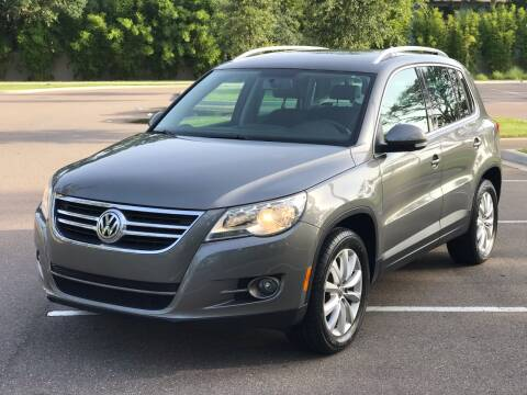 2011 Volkswagen Tiguan for sale at Orlando Auto Sale in Port Orange FL
