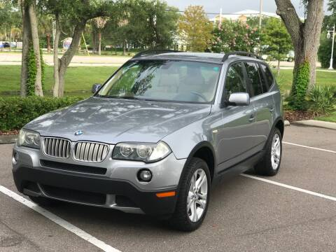 2007 BMW X3 for sale at Orlando Auto Sale in Port Orange FL