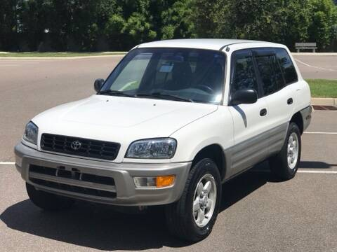 1998 Toyota RAV4 for sale at Orlando Auto Sale in Port Orange FL