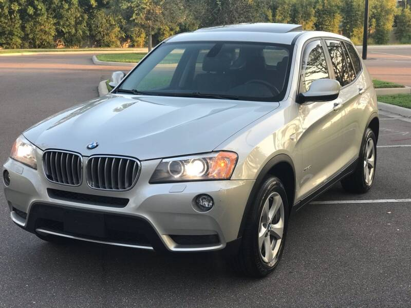 2011 BMW X3 for sale at Orlando Auto Sale in Port Orange FL