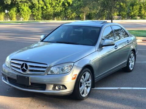2008 Mercedes-Benz C-Class for sale at Orlando Auto Sale in Port Orange FL