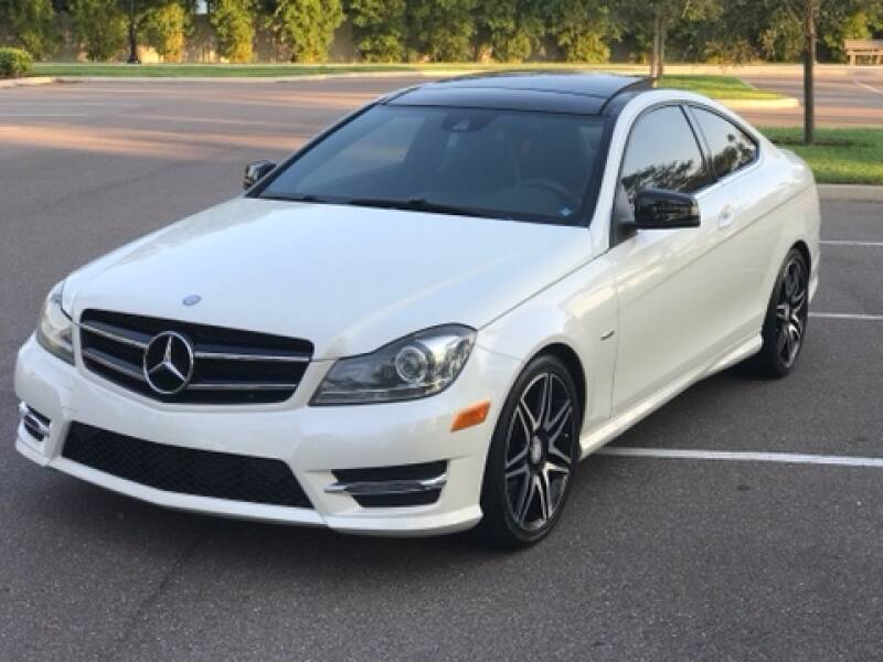 2014 Mercedes-Benz C-Class for sale at Orlando Auto Sale in Port Orange FL