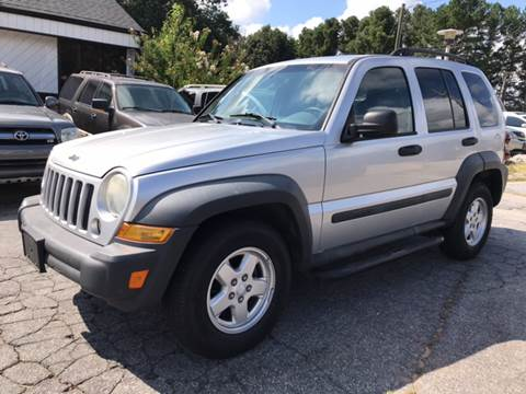 2007 Jeep Liberty for sale in Snellville, GA