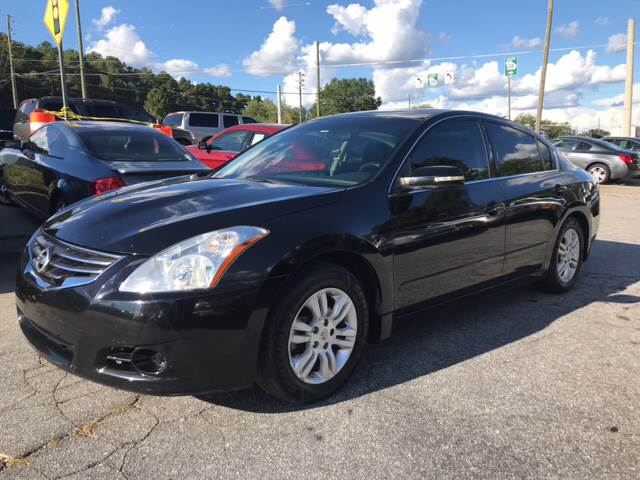 2012 Nissan Altima For Sale At Alpha Car Land LLC In Snellville GA