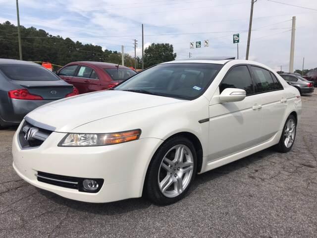 Acura TL In Snellville GA Alpha Car Land LLC - 08 acura tl for sale
