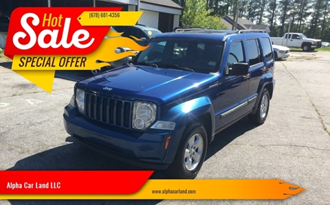 2010 Jeep Liberty for sale in Snellville, GA