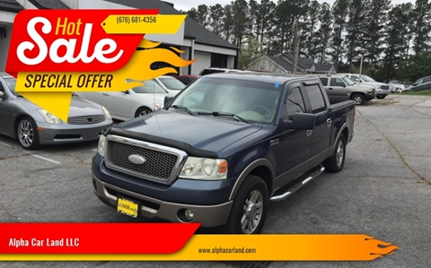 2006 Ford F-150 for sale in Snellville, GA