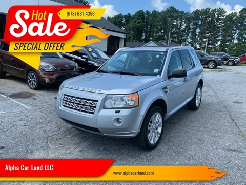 2009 Land Rover LR2 for sale in Snellville, GA