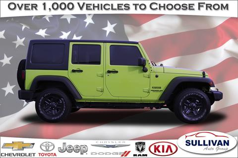 wrangler htm new sport edition st jk roseville mn jeep paul freedom in unlimited utility