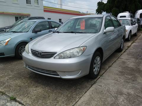 2006 Toyota Camry for sale at CARS PLUS MORE LLC in Cowan TN