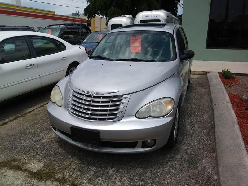 2006 Chrysler PT Cruiser for sale at CARS PLUS MORE LLC in Cowan TN