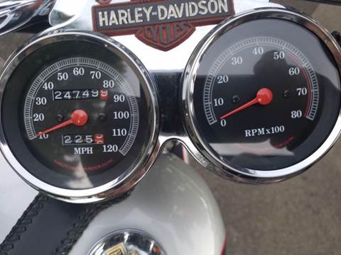 1993 Harley-Davidson Low Rider    90th Anniversary