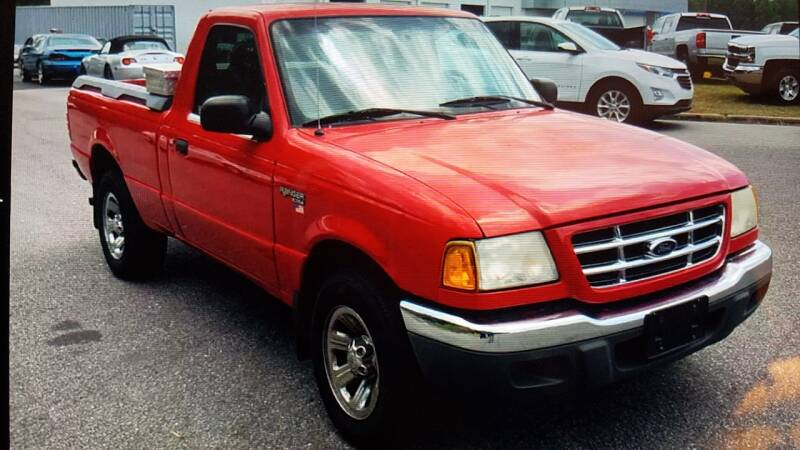 2001 Ford Ranger for sale at CARS PLUS MORE LLC in Cowan TN