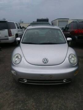2001 Volkswagen New Beetle for sale at CARS PLUS MORE LLC in Cowan TN