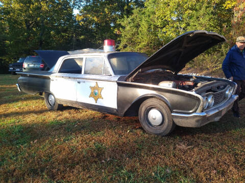 "1960 ""ANDY GRIFFITH  SHOW"" Ford F GALAXY for sale at CARS PLUS MORE LLC in Cowan TN"
