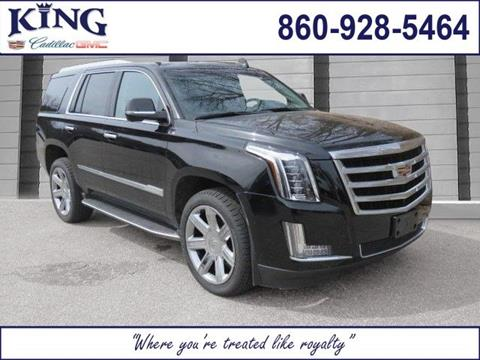 2016 Cadillac Escalade For Sale In Connecticut