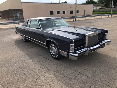 1977 Lincoln Continental For Sale Carsforsale Com