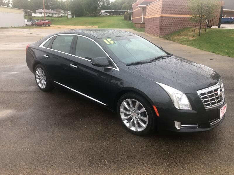 2015 Cadillac XTS for sale at ROTMAN MOTOR CO in Maquoketa IA