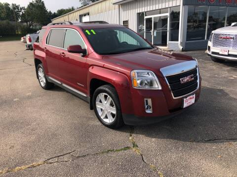 2011 GMC Terrain for sale at ROTMAN MOTOR CO in Maquoketa IA