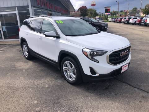 2018 GMC Terrain for sale at ROTMAN MOTOR CO in Maquoketa IA