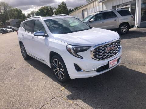 2020 GMC Terrain for sale at ROTMAN MOTOR CO in Maquoketa IA