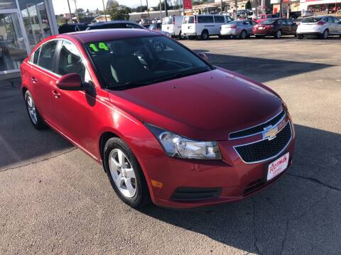 2014 Chevrolet Cruze for sale at ROTMAN MOTOR CO in Maquoketa IA