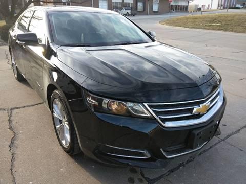 2014 Chevrolet Impala for sale at Divine Auto Sales LLC in Omaha NE