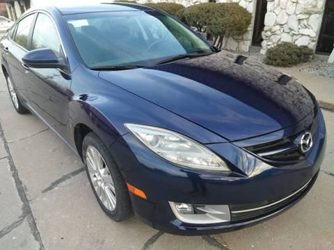 2010 Mazda MAZDA6 for sale at Divine Auto Sales LLC in Omaha NE