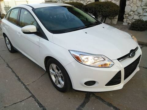 2014 Ford Focus for sale at Divine Auto Sales LLC in Omaha NE