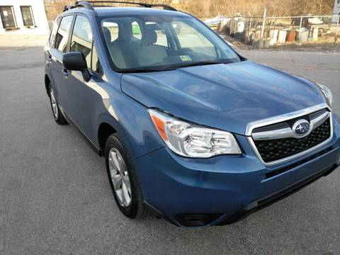 2015 Subaru Forester for sale at Divine Auto Sales LLC in Omaha NE