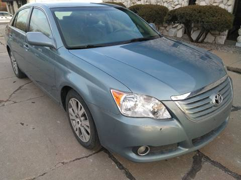 2008 Toyota Avalon for sale at Divine Auto Sales LLC in Omaha NE
