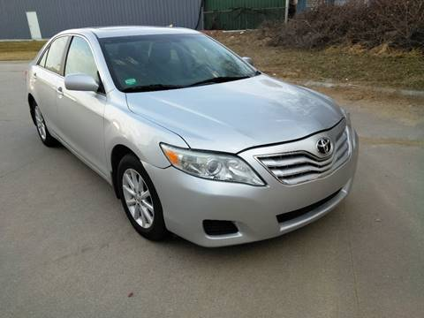 2010 Toyota Camry for sale at Divine Auto Sales LLC in Omaha NE