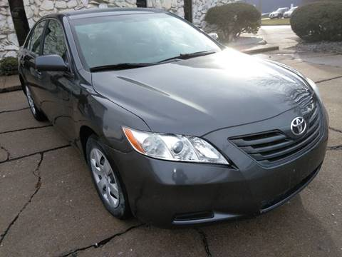 2009 Toyota Camry for sale at Divine Auto Sales LLC in Omaha NE