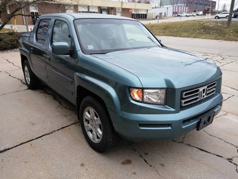 2006 Honda Ridgeline for sale at Divine Auto Sales LLC in Omaha NE