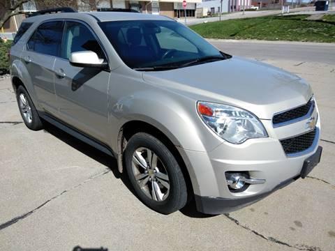2011 Chevrolet Equinox for sale at Divine Auto Sales LLC in Omaha NE