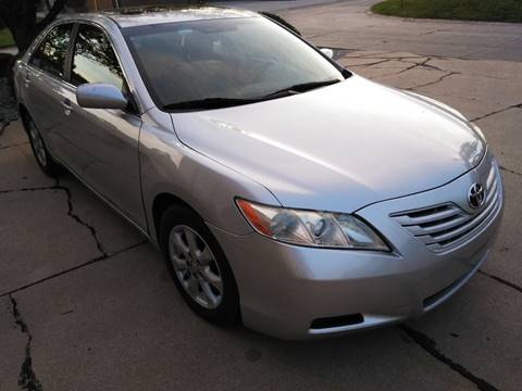 2007 Toyota Camry for sale at Divine Auto Sales LLC in Omaha NE