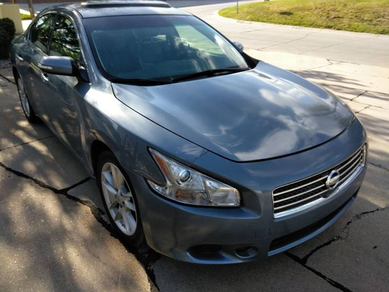2011 Nissan Maxima for sale at Divine Auto Sales LLC in Omaha NE