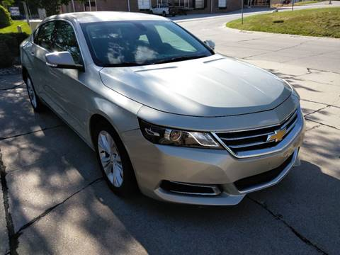 2015 Chevrolet Impala for sale at Divine Auto Sales LLC in Omaha NE