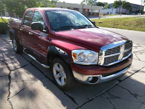 2007 Dodge Ram Pickup 1500 for sale at Divine Auto Sales LLC in Omaha NE