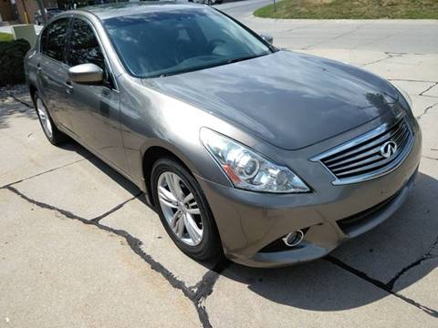 2011 Infiniti G37 Sedan for sale at Divine Auto Sales LLC in Omaha NE
