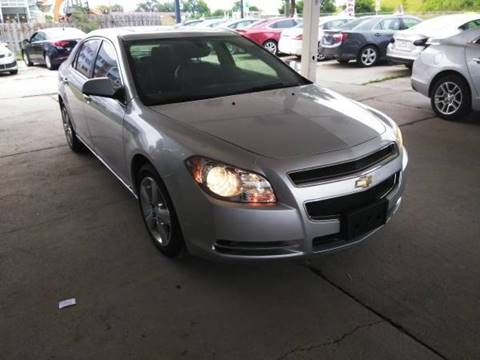 2010 Chevrolet Malibu for sale at Divine Auto Sales LLC in Omaha NE