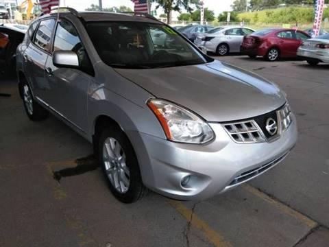2012 Nissan Rogue for sale at Divine Auto Sales LLC in Omaha NE