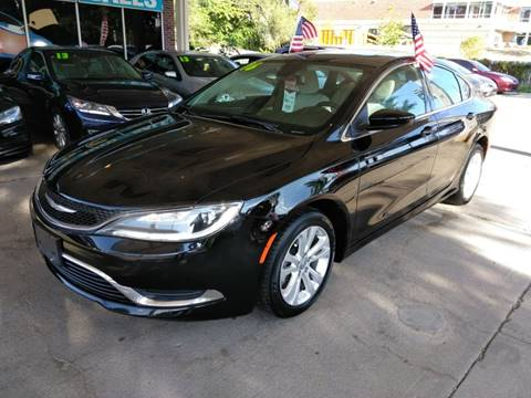 2016 Chrysler 200 for sale at Divine Auto Sales LLC in Omaha NE