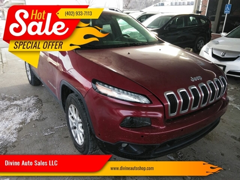 2014 Jeep Cherokee for sale in Omaha, NE