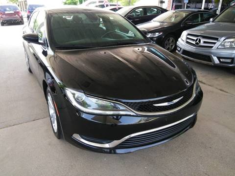 2015 Chrysler 200 For Sale >> Used Chrysler 200 For Sale In Nebraska Carsforsale Com