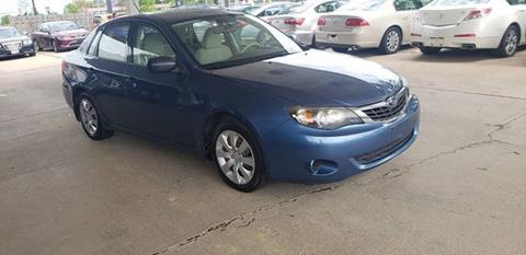 2008 Subaru Impreza for sale at Divine Auto Sales LLC in Omaha NE