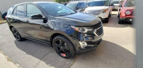 2018 Chevrolet Equinox for sale at Divine Auto Sales LLC in Omaha NE