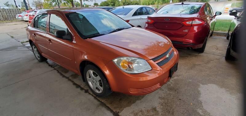 2007 Chevrolet Cobalt for sale at Divine Auto Sales LLC in Omaha NE