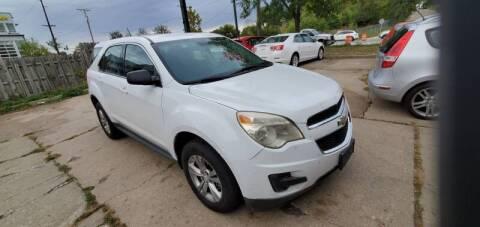 2014 Chevrolet Equinox for sale at Divine Auto Sales LLC in Omaha NE