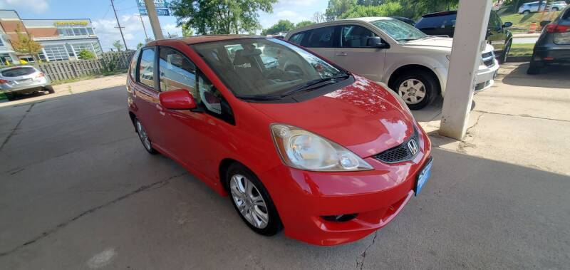 2011 Honda Fit for sale at Divine Auto Sales LLC in Omaha NE